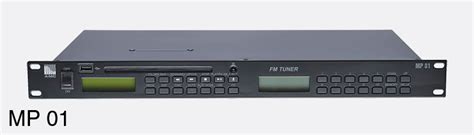 amc live radio player amc mp 01 combination fm tuner cd usb player with 2x balanced stereo xlr out