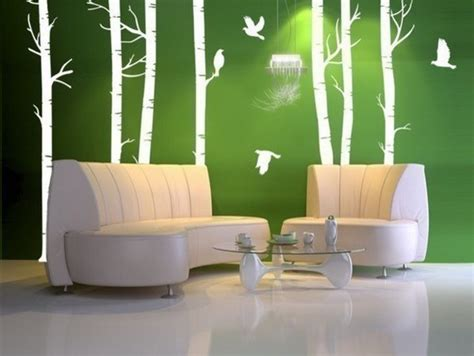 home interior wall painting ideas wandgestaltung gr 252 n freshouse