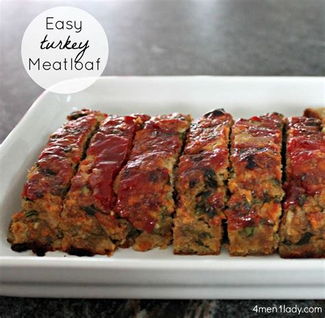 foodie friday easy turkey meatloaf seriously the best