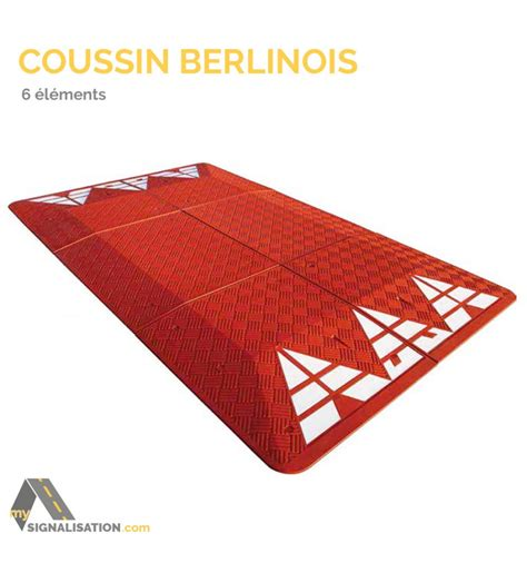 coussin berlinois coussin berlinois
