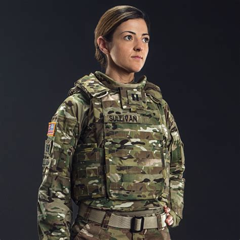 eomens appropriate hair for military uniform armor all new body armor design issued for women in the