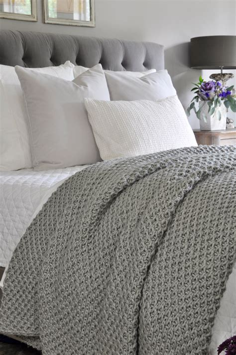 layering our bedding for fall designedbykrystleblog simply fall home tour part 2 decor gold designs