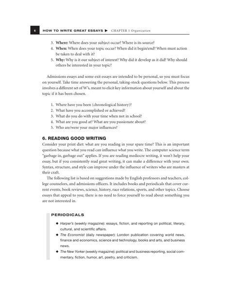 Great Essay Writing by Writing Great Essays
