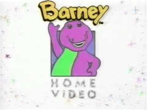 barney home 1995 slowed to 8