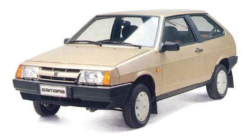 Lada Car Company Lada Samara 1984 13