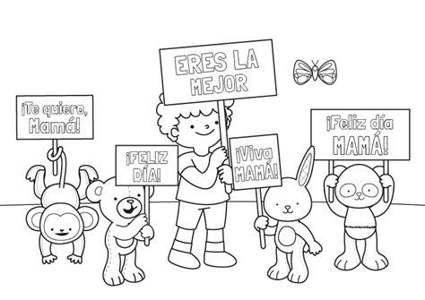 imagenes cristianas para niños dibujos del dia de la madre para colorear free dibujos