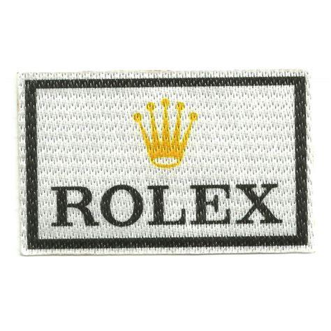 Rolex 3 2 Cm parche textil rolex 7 5 cm x 5cm los parches