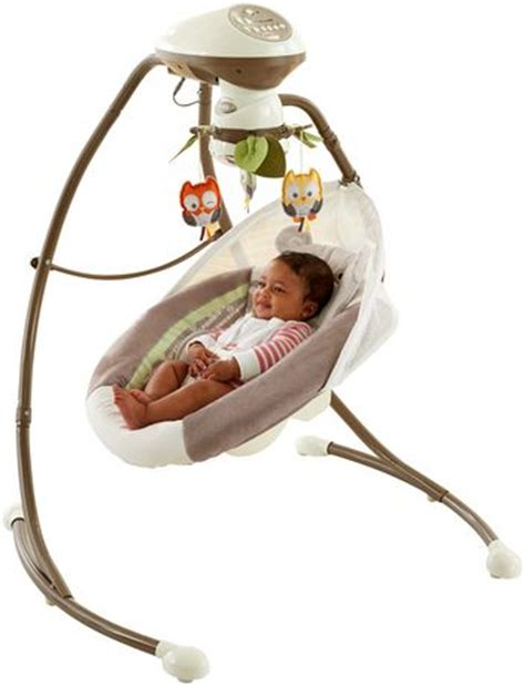 fisher price mobile swing fisher price my little snugabear cradle n swing walmart ca