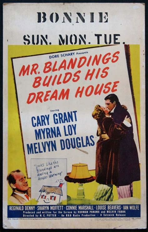 mr blanding builds his dream house movie posters lobby cards vintage movie memorabilia 1920s to present film posters