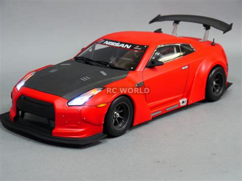 Custom Tamiya 1 10 Rc Drift Car Nissan Skyline Gt R Lb