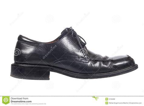 Shoe Unlimited Sr 5003 Black used black shoe royalty free stock photos image 5155068