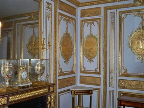 Louis Xvi Interior by The King S Interior Apartments The Palace Of Versailles
