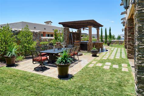 exterior landscape design photography for go designs el