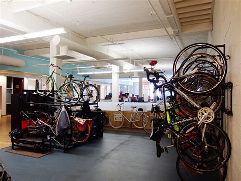 Bike Rack For Office by San Francisco Rackers Celebrate Bike To Work Day The