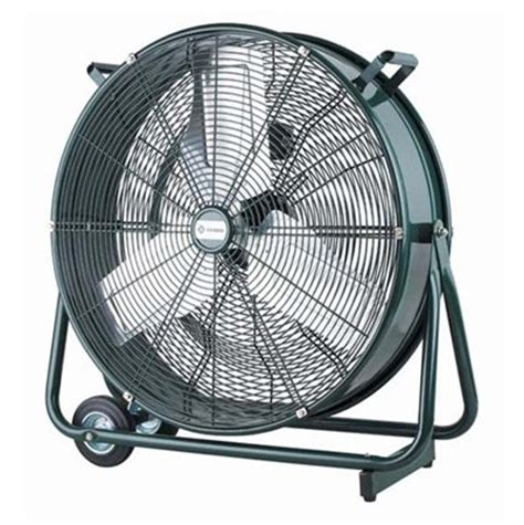 Floor Fans Lowes by Utilitech Pro Sfdc2 600t Pro 24 In 2 Speed High Velocity