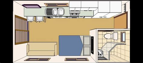 One Car Garage Conversion To Apartment by Converting A One Car Garage Into Studio Apartment