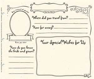 Wedding Guestbook Template by Be Our Guest Book Weddingbee