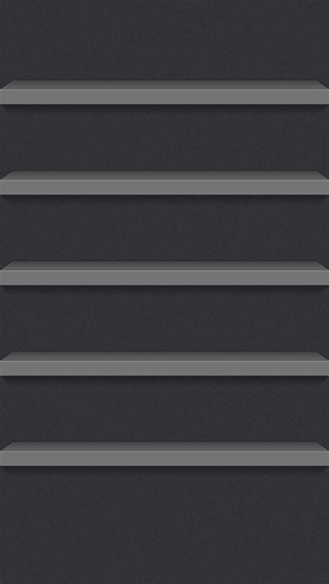 Iphone Shelf Wallpapers by Iphone 5 Ios7 Shelf The Iphone Wallpapers