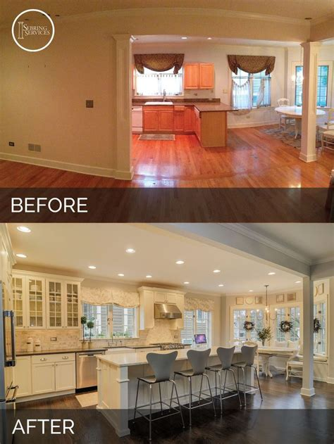 best 25 before after kitchen ideas on pinterest
