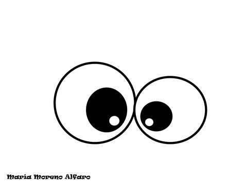 imagenes para colorear ojos ojos png imagui