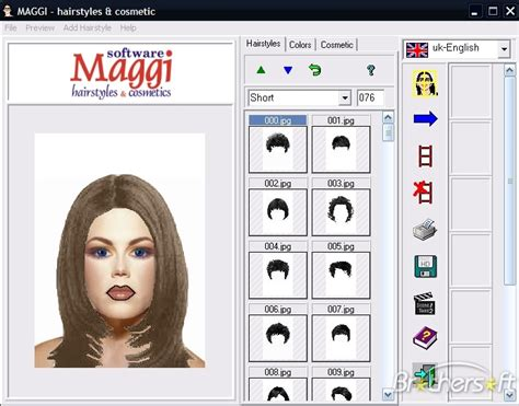 haircuts games hairstyle simulator game hairstyles