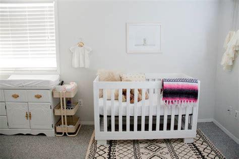 How To Decorate A Nursery On A Budget Design A Beautiful Nursery On A Budget