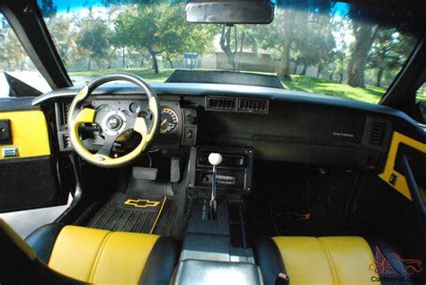 1985 camaro berlinetta for sale 1985 camaro berlinetta total restoration