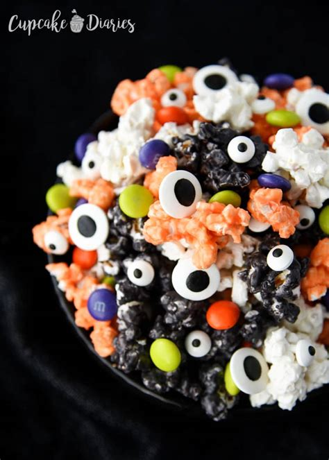 colorful popcorn colorful popcorn cupcake diaries