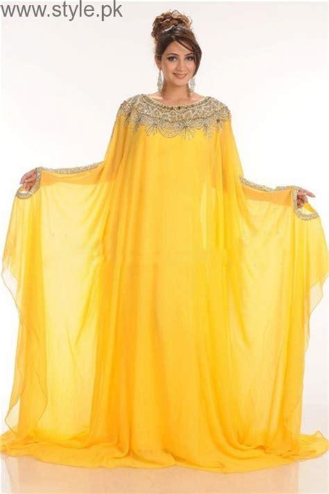 Latest Pakistani Kaftan Dresses 2017 For Girls Kaftan Tops Designs