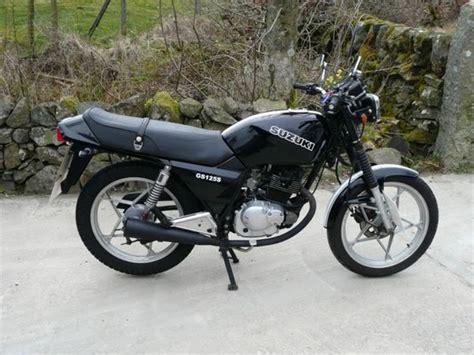 Suzuki Gs 125 Review Suzuki Gs 125 2636896