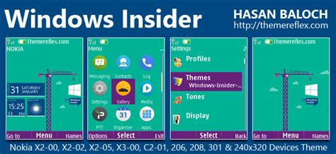 microsoft themes for nokia c2 01 windows themereflex