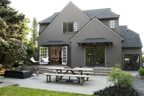 25 best ideas about brown roof houses on home exterior colors exterior house
