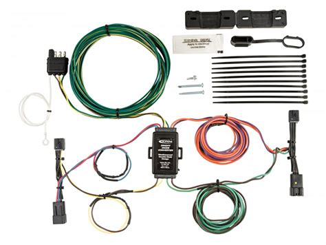towing solutions 56303 saturn towed vehicle wiring kit