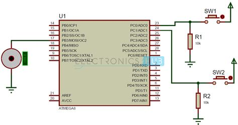 pwm based dc motor speed using microcontroller