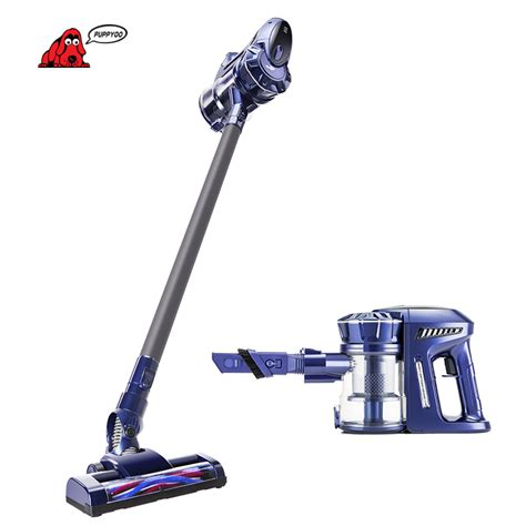 puppyoo cordless handheld home vacuum cleaner wireless