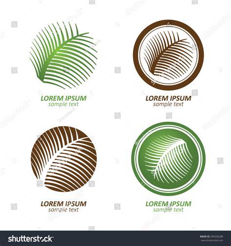 Green Circle Palm Tree Vector Logo Stock Vector 285530288 Shutterstock Green Circle Tree Vector Logo Design Stock Vector 235140895