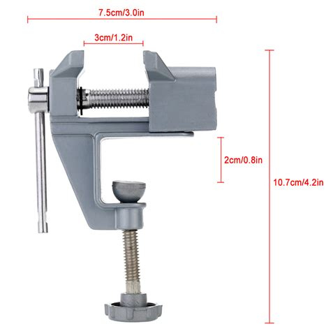 portable bench vice portable bench vise mini table vise electric drill stent
