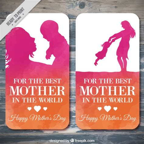 lovely s day cards vector free