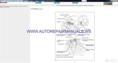 Toyota Aygo Kgb10 2005 Workshop Manual Auto Repair