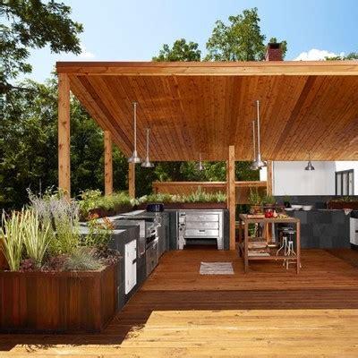 Cucina In Giardino by Idee E Foto Di Cucine In Giardino Per Ispirarti Habitissimo