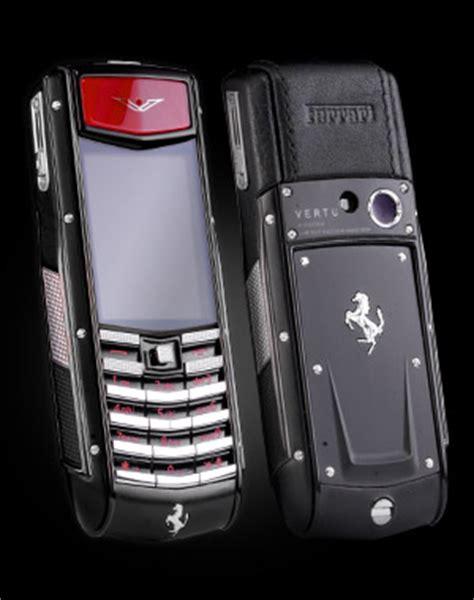 vertu phone ferrari the complete mobile phone solution vertu ascent ti
