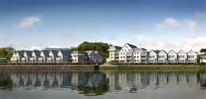 Four Bedroom Apartments gynn construction bradford quay development at wadebridge