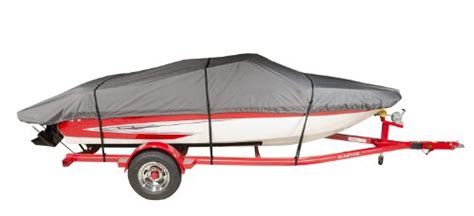 dowco custom boat covers dowco trailerable semi custom boat cover for 16ft 6 up to