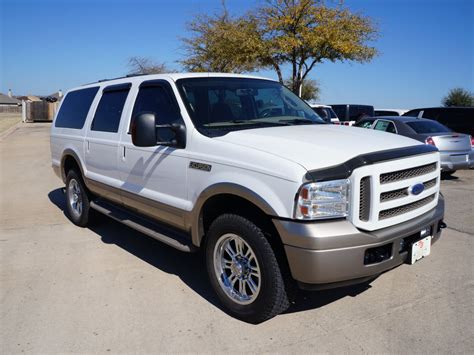 ford jeep 2005 for sale 28 991 2005 ford excursion eddie bauer 6 0l
