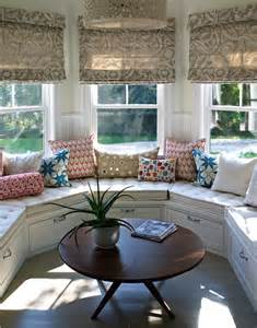 Custom Size Bath Rugs Curved Window Seat Transitional Deck Patio Bella Mancini Design