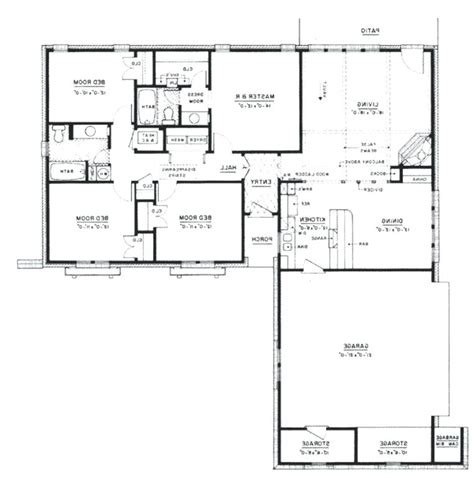exciting small ranch style house plans ideas exterior