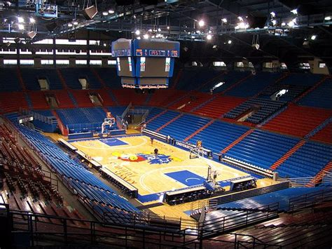 Section 2a allen fieldhouse kusports