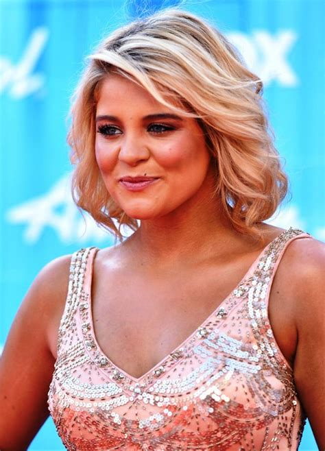 lauren alana hair styles pictures of lauren alaina shoulder length wavy hairstyle