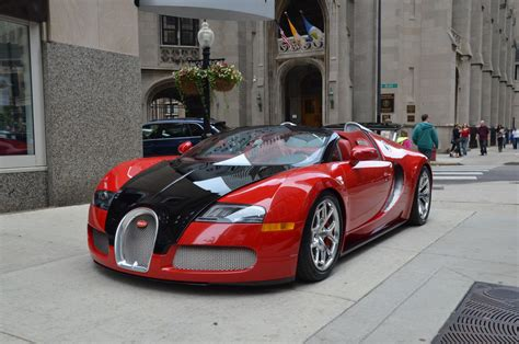 bugatti chicago 2012 bugatti veyron grand sport stock 95052 for sale