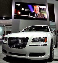 Founder Of Chrysler by A 30 Second Pitch For Chrysler S 300 Motown Edition